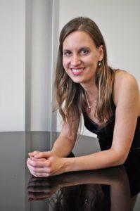 Pianistin Gabriela Blaudow
